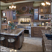 Options Abound for Kitchen Cabinetry