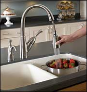 Kitchen Sinks And Faucets The House Designers