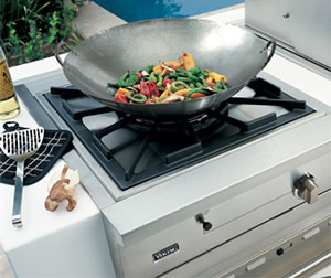Viking Outdoor Wok/Cooker