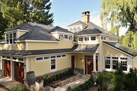 DaVinci Roofscapes Bellaforte Slate