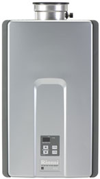 Rinnai's Tankless Water Heater R75LSi
