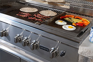 Coyote Outdoor Living Griddle