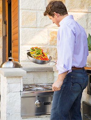 Coyote Outdoor Living Power Burner