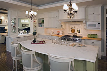 what to put on top of kitchen cabinets for decoration selecting the right kitchen sink the house designers 2288