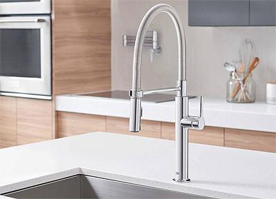 American Standard Studio S Semi Pro Pull-Down Dual Spray Kitchen Faucet