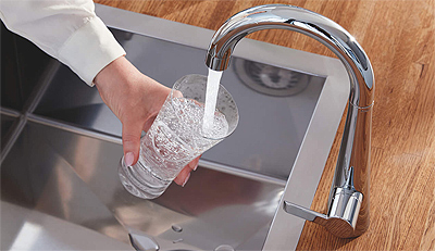 GROHE LadyLux L2 Beverage Faucet with Filtration Function