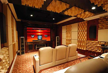 SAVANT Home Theater System