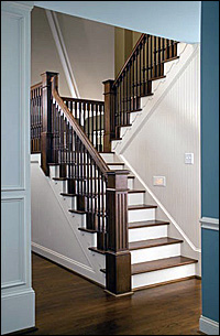 Stair Design Considerations on wooden staircase designs for homes