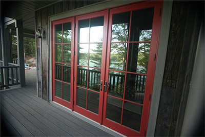 Integrity Windows Wood-Ultrex Outswing French Door