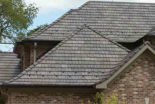 Types of Roofing Material | The House Designers