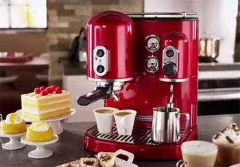 KitchenAid Pro-Line Espresso Maker