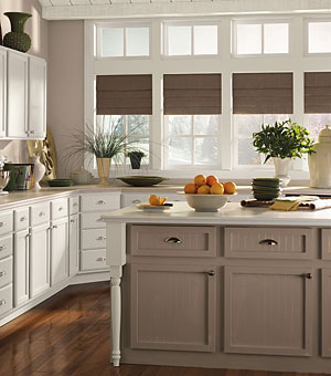 Benjamin Moore Neutral Kitchen