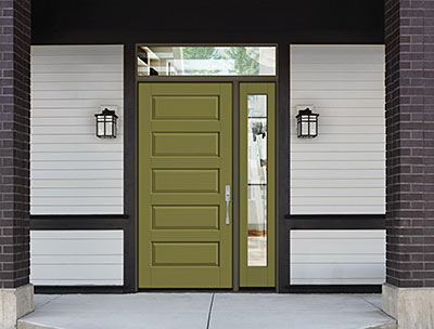 Therma-Tru Doors Classic-Craft Canvas Collection