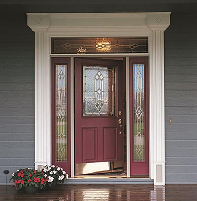 Therma-Tru Doors Classic-Craft Oak Collection