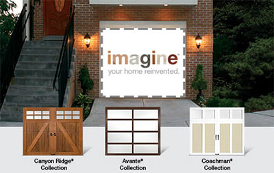 Clopay Garage Doors Door Imagination System