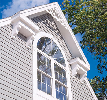 Fypon Victorian Gable Pediment and Corbels
