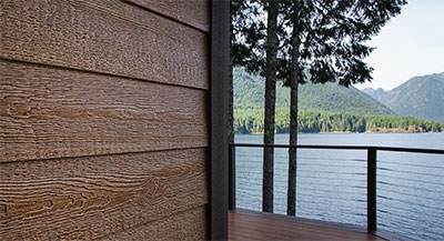 Why engineered wood is a solid siding choice the house for Engineered siding