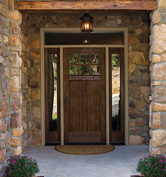 Therma-Tru Doors Classic-Craft American Style Collection