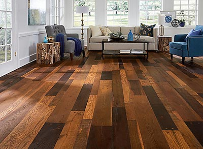 Bellawood Artisan Distressed Governor's Estate Oak