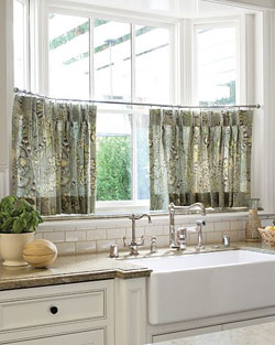 Smart Beautiful Window Treatments Ideal For Kitchens