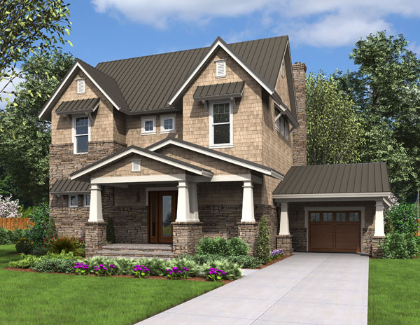 Three Exclusive House Plans The House Designers