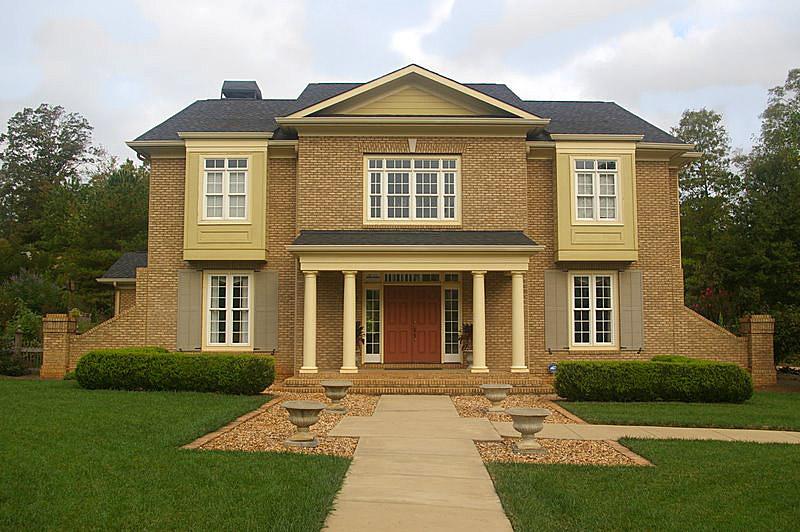 Avenues B House Plan