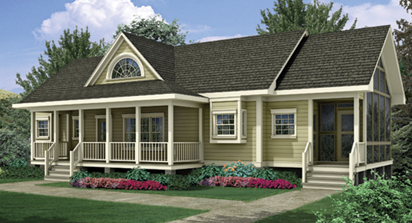 Three Exclusive House Plans - The House Designers