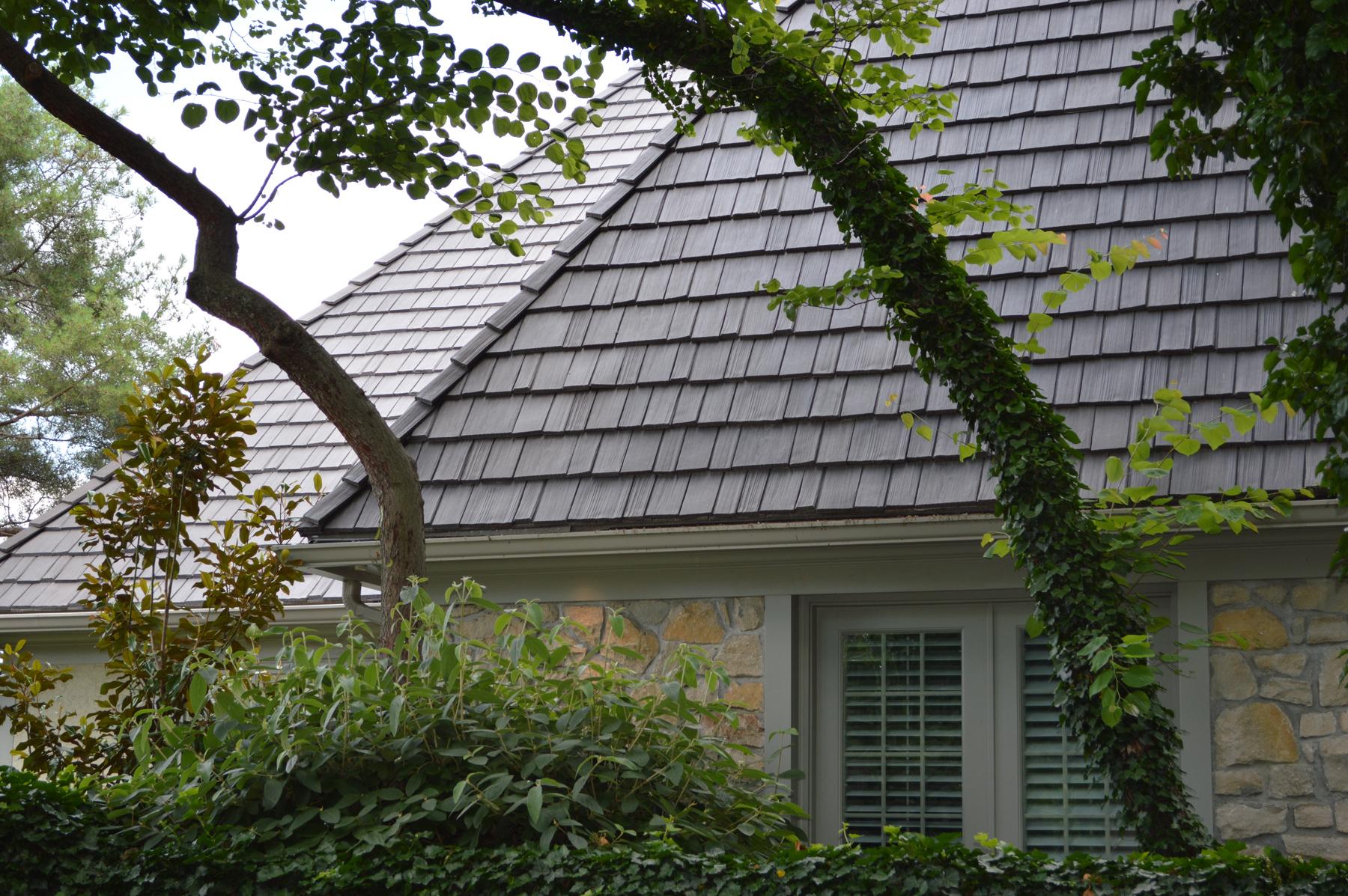 Bellaforte Shake Polymer Roofing