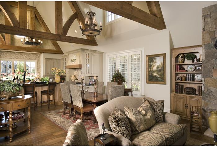 Boddington House Plan Living Room