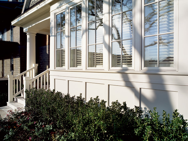 Fypon PUR Exterior Door Trim