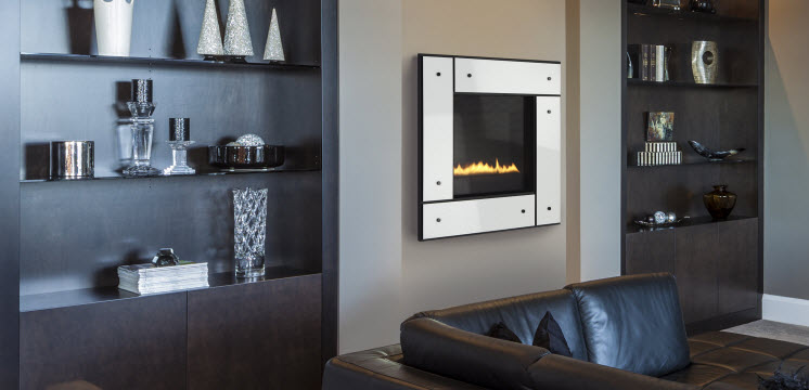 Heat & Glo Revo Gas Fireplace