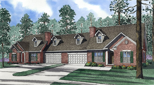 Hidden Hill Cove house plan