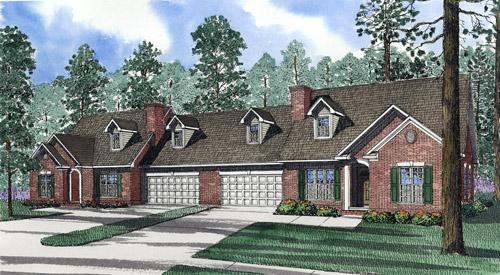 Hidden Hill Cove house plan
