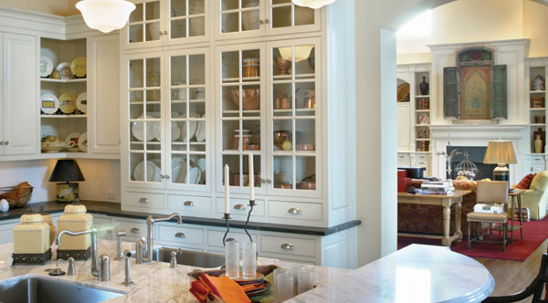 Design Trends for from the Best in American Living Awards    Seligman House Plan Kitchen