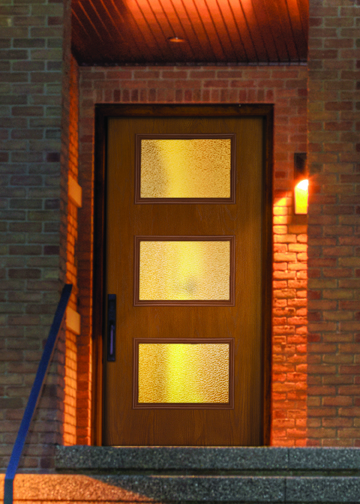 Therma Tru Pulse Fiberglass Doors