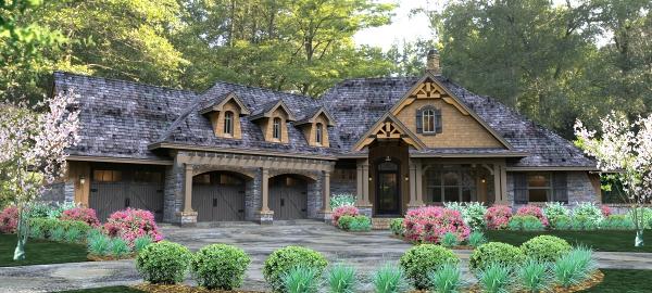 Cherry Creek House Plan