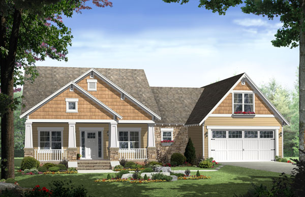 Lexington Ridge House Plan
