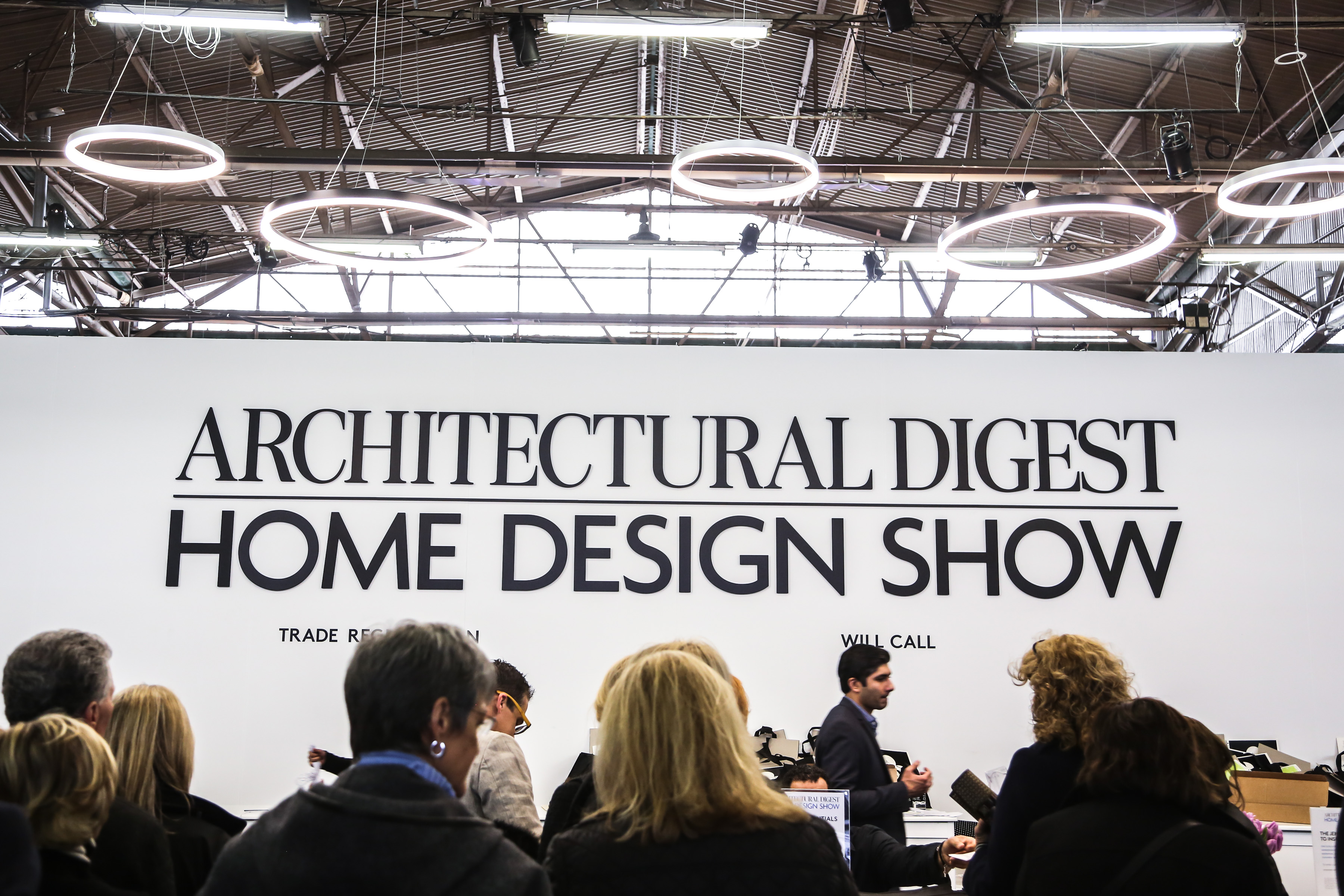 Architectural Digest Home Design Show 2014