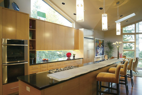 Norcutt House Plan Kitchen