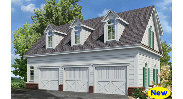 8 ways to expand your home with an addition the house designers 3 car garage with master bedroom above