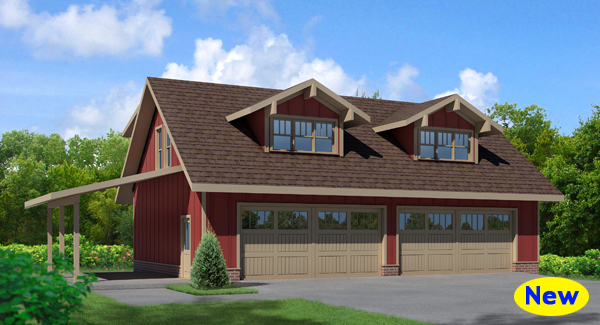 8 ways to expand your home with an addition the house for Detached garage with apartment above plans