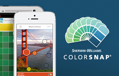 Sherwin Williams ColorSnap