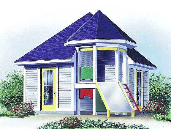 The Pippin House Plan