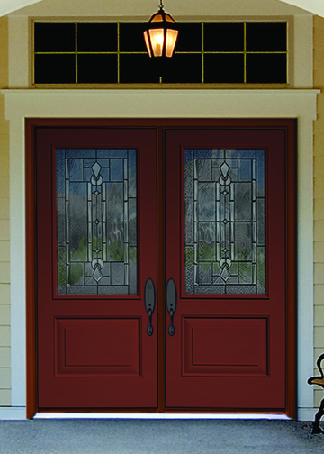 8 ways to add curb appeal to your home the house designers for Therma tru front door