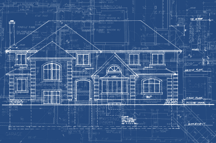 home blueprint design red lining an inexpensive way to make changes to your pre drawn house plans the house designers 6034