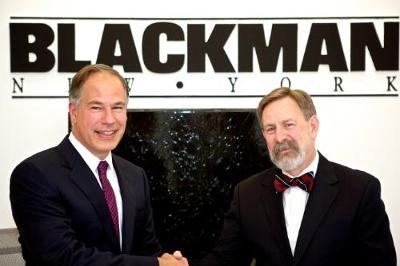 Toto Blackman Handshake