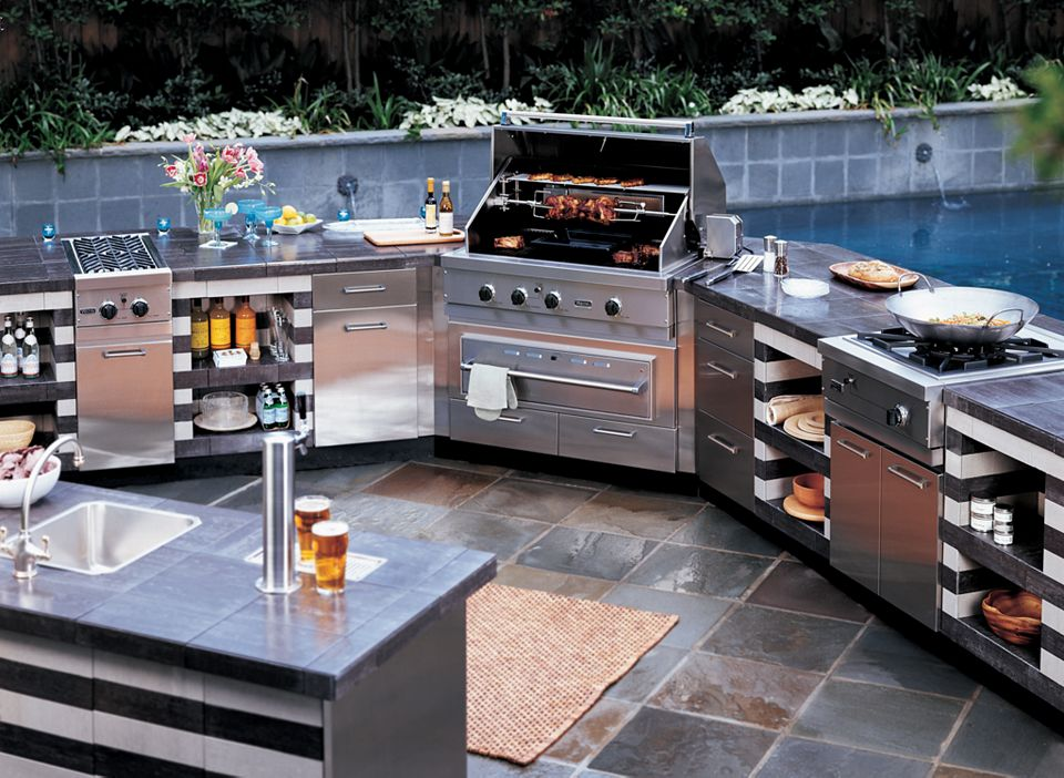 outdoor cooking products for your labor day bash the house