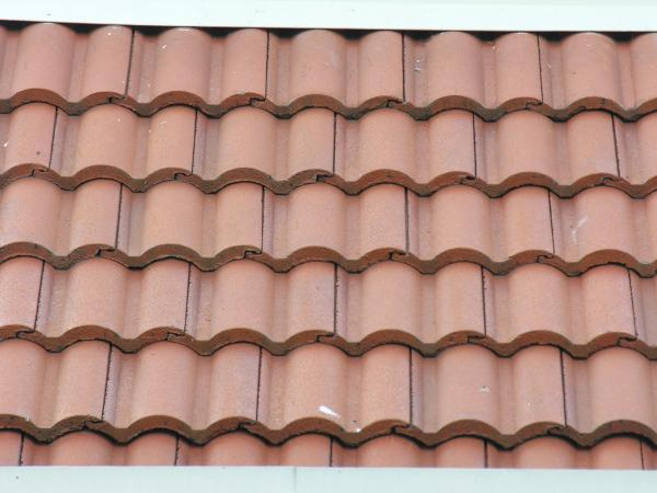 5 types of roofing materials to choose from the house for Clay tile roofs