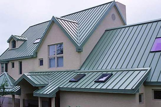 Steel Siding Recycled Materials : Types of roofing materials to choose from the house