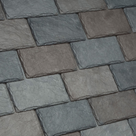 5 types of roofing materials to choose from the house for Davinci synthetic slate price